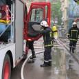 Пожар спря тока в няколко столични квартала