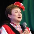 Кр. Георгиева поведе Голямото хоро в Брюксел