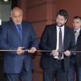 Борисов преряза лентата на новия СРС