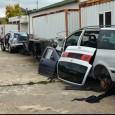 Разбито е депо за крадени коли в Перник