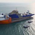 Строят норвежки кораб с подводница във Варна