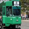 4 швейцарски трамвая се движат в София от днес