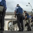 500 полицаи срещу протеста в Скопие (снимки)