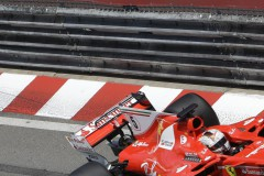 Фетел спечели състезанието в Монако