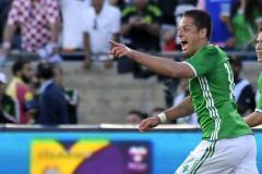 Чичарито стана голмайстор №1 в историята на Мексико