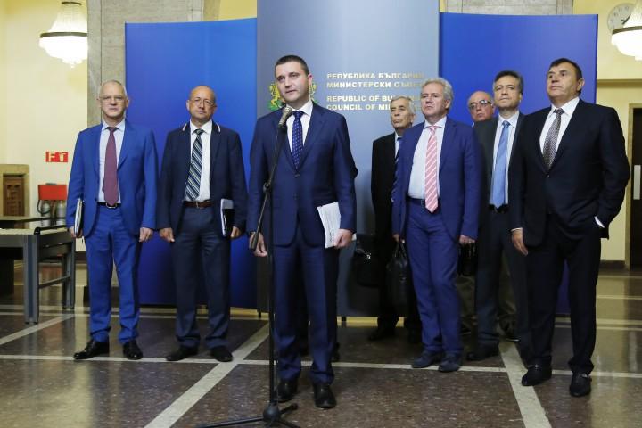 Това съобщиха от Българска стопанска камара. Председателят на парламентарната Комисия