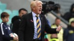 Гордън Стракън приключва с националния отбор на Шотландия
