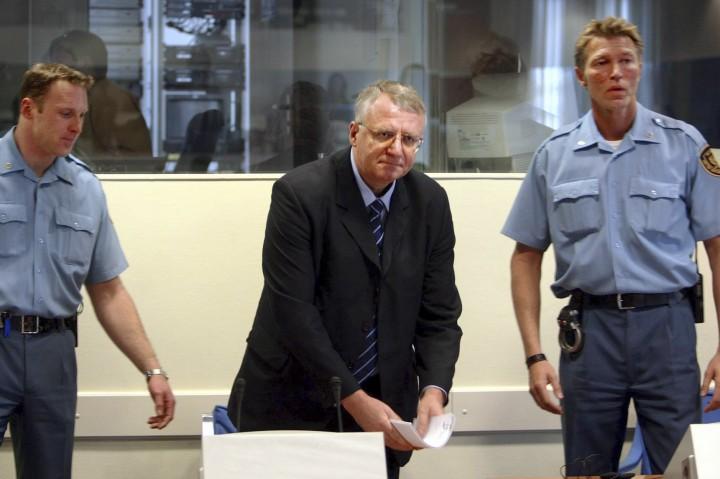 Международен съд на ООН осъди днес лидера на Сръбската радикална