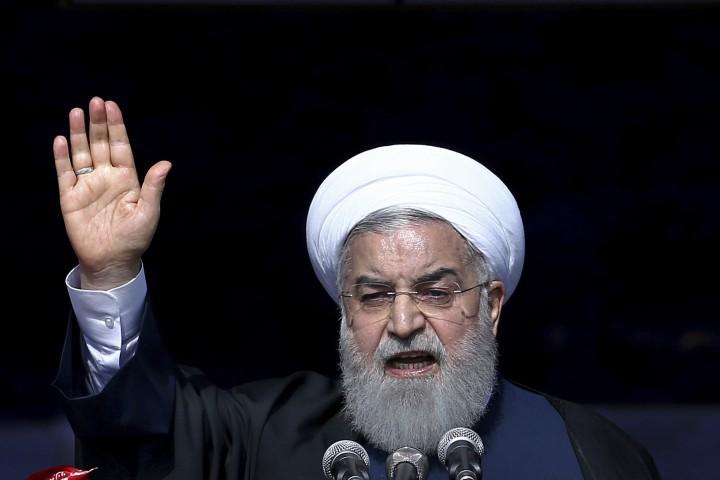 Участници в митинги в Техеран днес скандираха обичайните за такива