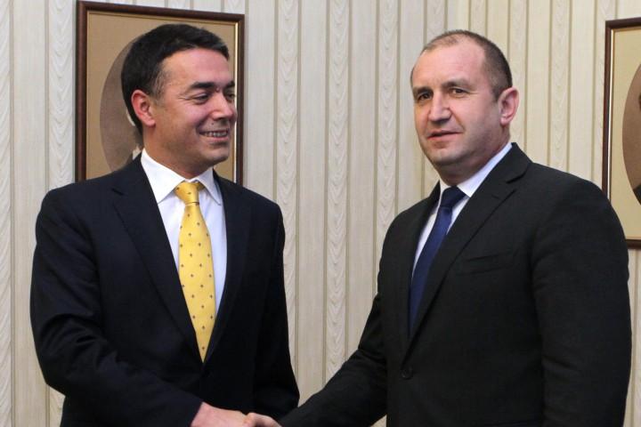 Вицепремиерът по правосъдната реформа и министър на външните работи Екатерина