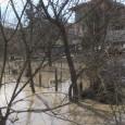Река Русенски Лом преля