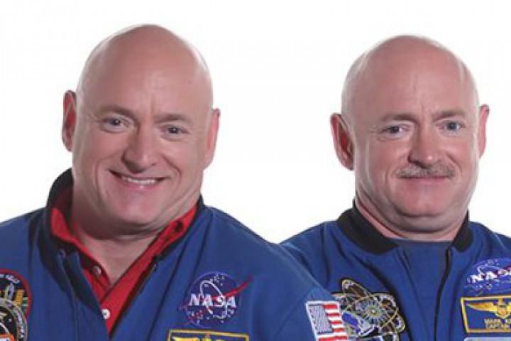 Изследването е извършено върху геномите на братята близнаци Скот Кели