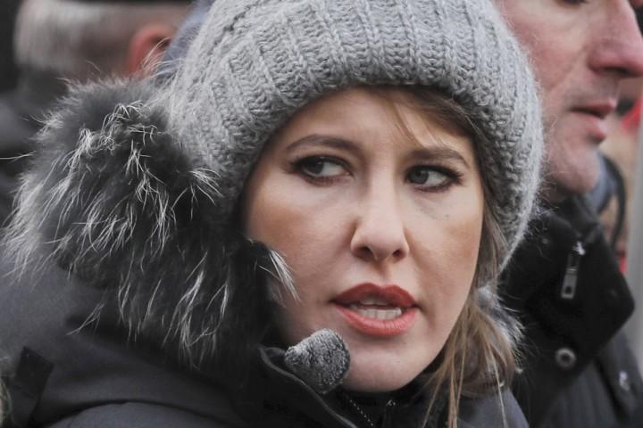 36-годишната телевизионна журналистка е близка до либералната опозиция и бивша