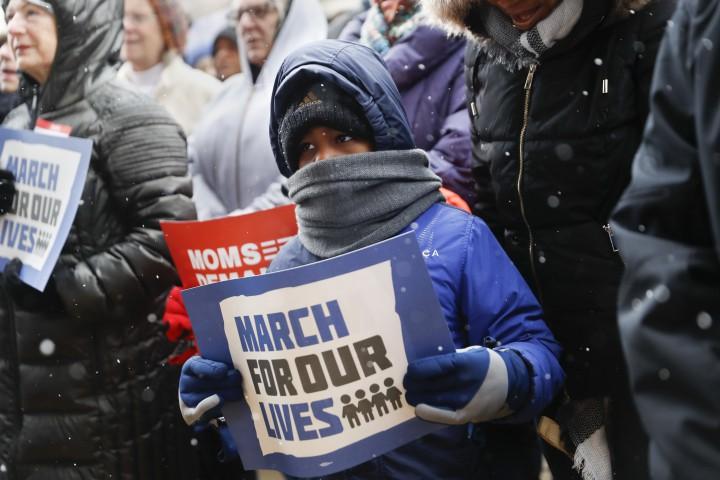 Демонстрацията се провежда с намерението да се стимулира политическа активност