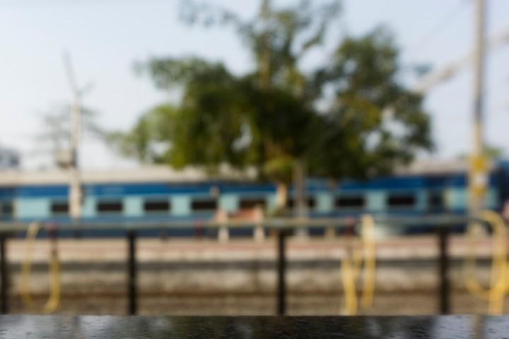 След това композицията била спряна, оповести индийското министерство на железопътния