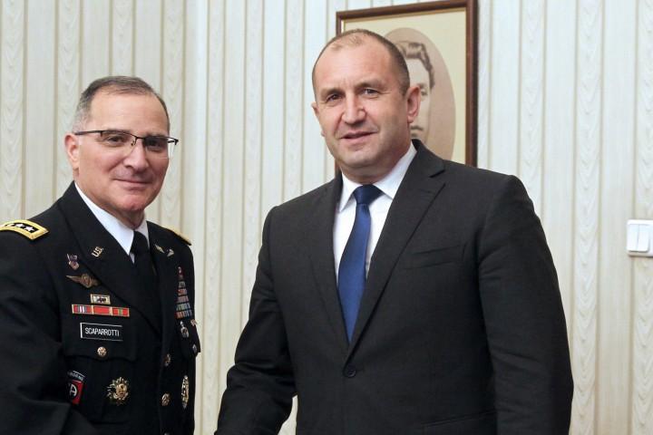 """Това заяви държавният глава Румен Радев, който днес на """"Дондуков"""""""